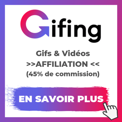 affiliation gifing