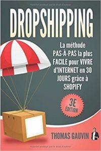 meilleur livre dropshipping